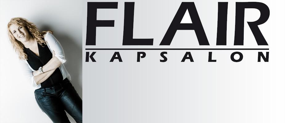 Welkom bij Kapsalon Flair!